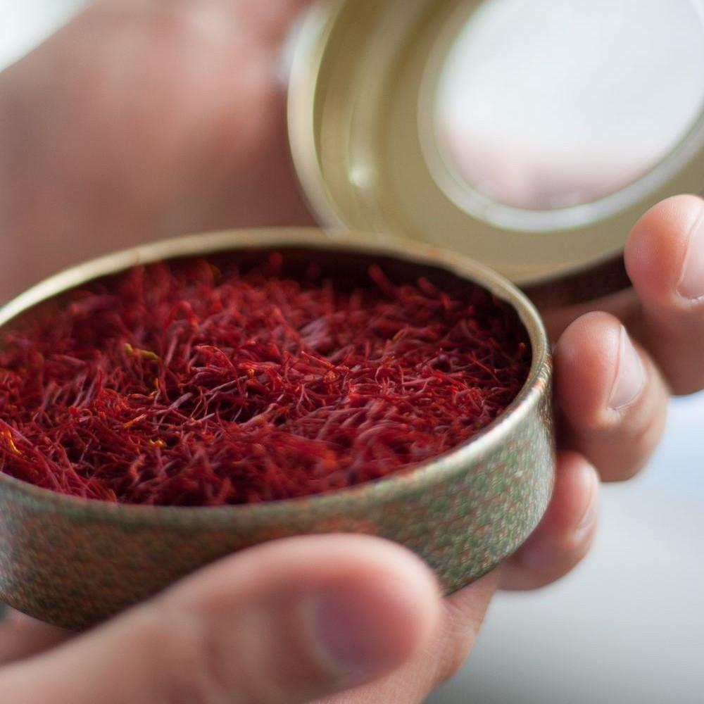 Шафран Иранский высший сорт, 1 грамм