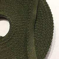 Тасьма киперная 10мм кол хакі (боб 50, 100, 500м)