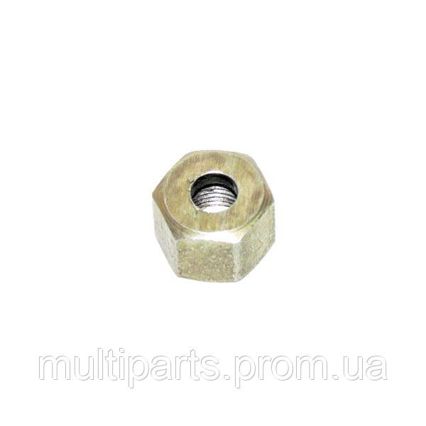 Гайка метан D10 M18x1,5 накидная для стальной трубки