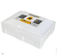 Домашний инкубатор для яиц автоматический Теплуша NEW 220В/12В турбо цифровой Инкубатор бытовой