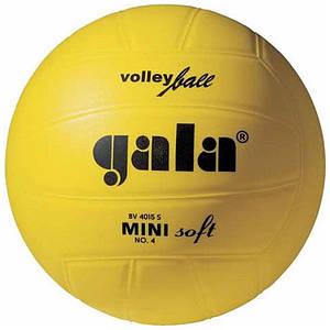 М'яч волейбольний GALA Mini Soft BV4015SC