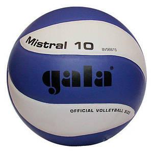 М'яч волейбольний Gala Mistral BV5661SC