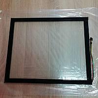 Сенсорное стекло ИК17 3мм (внутреннее), тачскрин, инфрокрасное IR, сенсорный монитор, сенсорная панель IK
