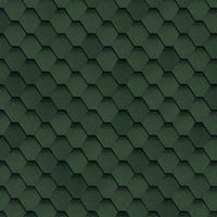"""Битумная черепица """"Shinglas"""" Самба соната ( зелёный )"""