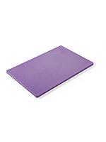 825570 Доска разд. 45*30*1,3 см НАССР Hendi фиолетовая