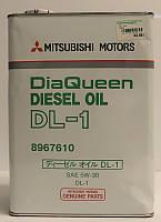 Моторное масло Mitsubishi DiaQueen Diesel DL-1 5W-30 4л