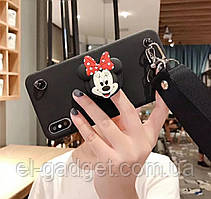 Попсокет PopSocket 3D держатель, подставка для телефона Микки