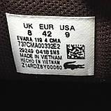 Кеды Lacoste Evara 119 4 cma 42 размер, фото 5