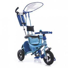 Трехколесный велосипед ВС-15АN SAFARI голубой
