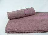 Махровое полотенце 50х90, плотность 400гр/м2, фото 5