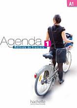 Agenda 1 Méthode de Français - Livre de l'élève avec DVD-ROM / Hachette / Учебник