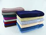 Махровое полотенце 70х140, плотность 400гр/м2, фото 7