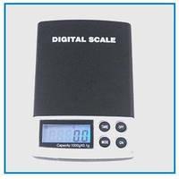 Ювелирные мини электронные весы карманные маленькие точные для взвешивания 1000 гр