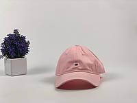Кепка бейсболка Tommy Hilfiger (розовая)