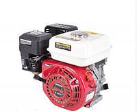 Двигатель бензиновый LEX 6.5 HP 168F/ 6,5 кВт/ 19 Вал
