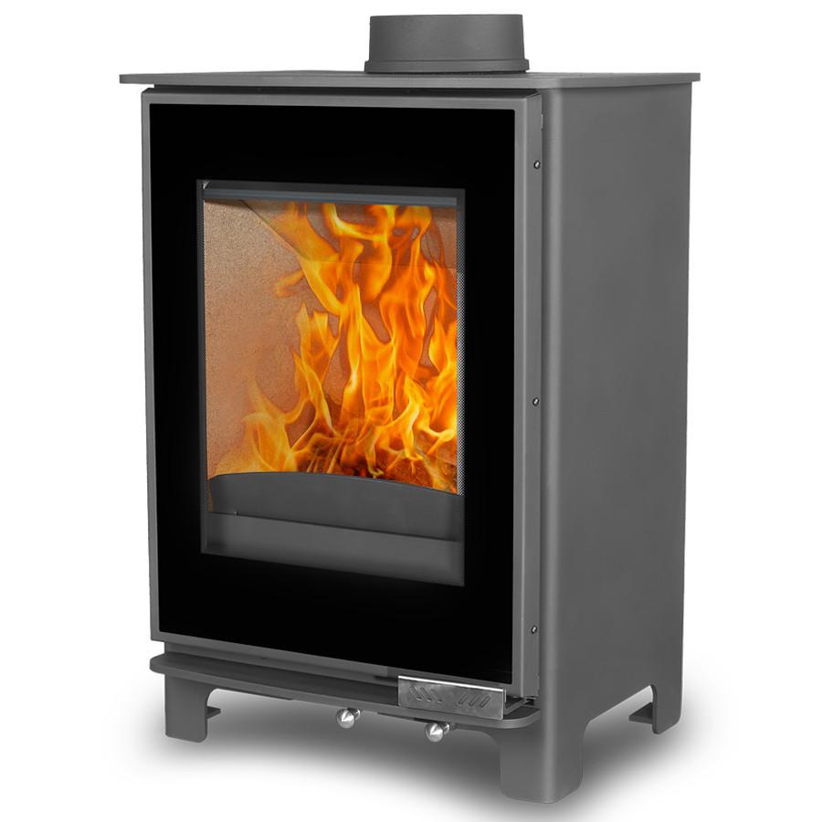 Піч опалювальна Kawmet Premium S17 (P5) Dekor 4,9 kW