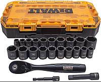 Набор инструментов DEWALT DWMT74738 набор ударных головок 23 шт.