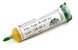 Флюс-паста BAKU R-625 Lo 12мл. в шприці, безотмывочная