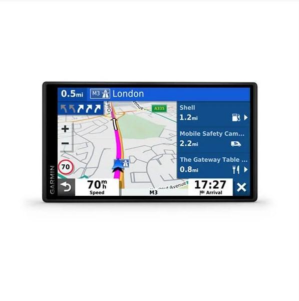 Gps навигатор garmin drivesmart 65 full eu mt-s