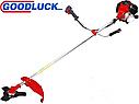 Бензокоса GoodLuck GL6100BC (5 ножей+1 бабина с леской), фото 2