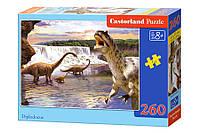 Пазлы Динозавры на 260 элементов
