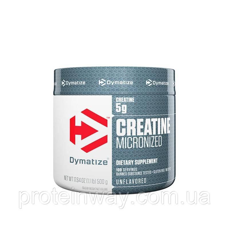 Dymatize Nutrition Креатин моногидрат Creatine Micronized 500 g