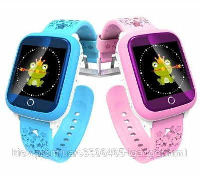 Детские смарт часы Smart Baby Watch ds28 ( Разные цвета )