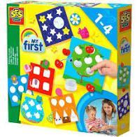 Различные наборы для детского творчества