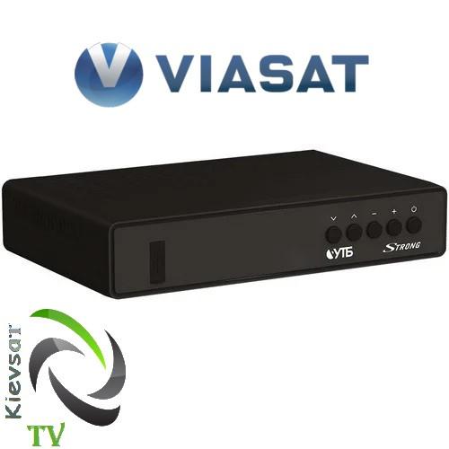 VIASAT TV BOX  Verimatrix   «Национальный»
