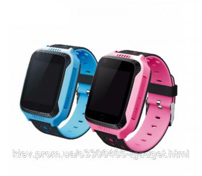 Детские смарт часы А-15 ( Разные цвета )