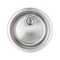 Кухонная мойка Apell Ferrara FE435UBC Brushed
