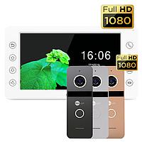 NeoLight KAPPA HD и NeoLight SOLO FHD комплект видеодомофона