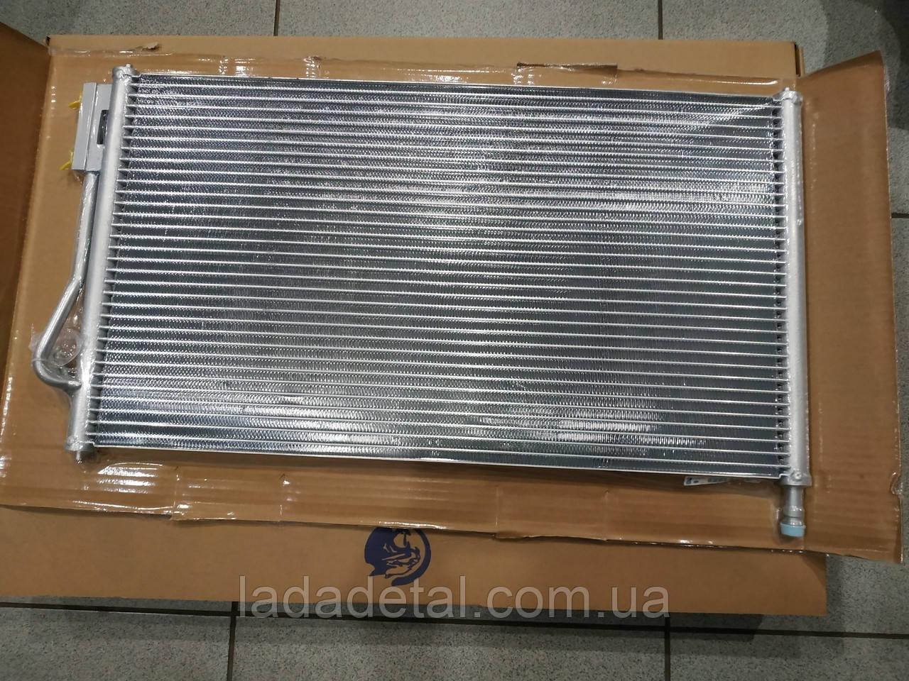 Радиатор кондиционера Форд Фокус 1 Ford Focus 1  (98-) 1.4i / 1.6i / 1.8i / 2.0i 1136949