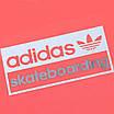 """Футболка спортивная корал ADIDAS """"skateboarding"""" Ф-10 COR L(Р) 19-902-020, фото 2"""