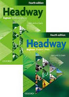 New Headway 4th Edition Beginner: Student s Book with iTutor DVD-ROM (учебник ) + Workbook with Key and iCheck