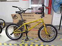 Велосипед  Crosser (BMX GOLD) 20 дюймов