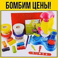 Набор теста для лепки Lovin'do Барбекю | тесто тест для занятия детей девочек мальчиков дома из пластилина
