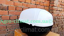 Кофр для мотоцикла багажник HF-815 белый, фото 3