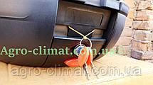 Кофр для мотоцикла багажник HF-815 белый, фото 2