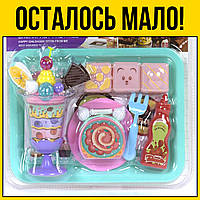 Набор продуктов Сладости | Детские развивающие игрушки для детей девочек мальчиков лет года