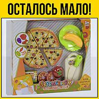 Набор продуктов на липучках 1| Детские развивающие игрушки для детей девочек мальчиков лет года