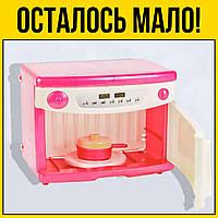 Кухонный набор Микроволновая печь и посудка | Детские развивающие игрушки для детей девочек лет года