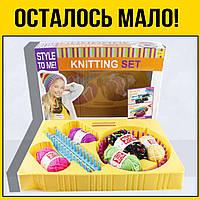 Набор для вязания | вязание детям спицами для детей начинающих девочек
