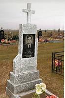 Пам'ятники з мармурової крихти, фото 1