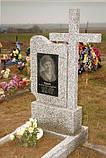 Пам'ять пам'ятники з мармурової крихти, фото 2