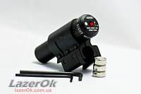 Лазерный прицел YH211 на планку 11/21мм