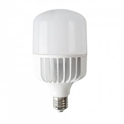 Мощная LED лампа 100Вт 6400К (VIS-100-E40), фото 2