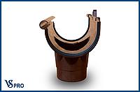 Воронка сливная водосточная система RAINWAY 130 мм Цвет RAL 8017 коричневый.