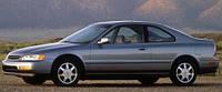 Защита окон дефлекторы, ветровики для HONDA Accord V (1993-1998) Coupe Хонда Аккорд 5 купе (17104 / 028)