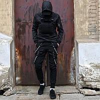 Комплект мужской Scarstrope (анорак, штаны, нагрудная сумка, маска, кепка)